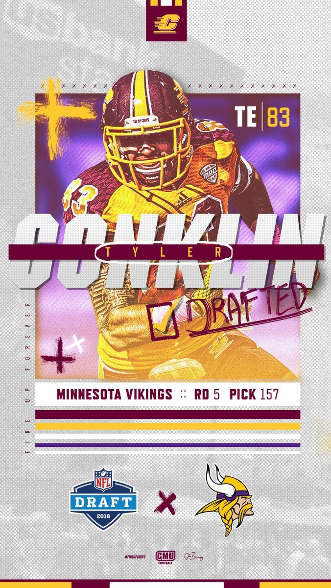 Pin By Skullsparks On 2018 Nfl Draft Graphics Sports Design Nfl