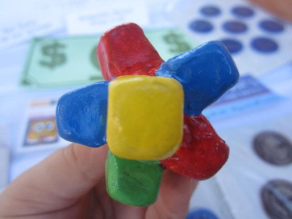 Willy Wonka Everlasting Gobstopper Prop by LegendaryLetters, $8.00