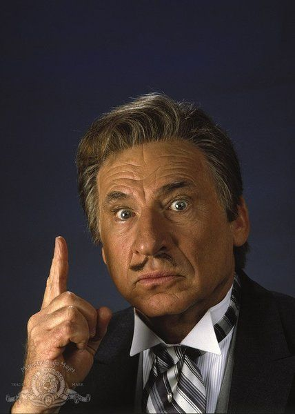 Mel Brooks - comedic writer, creator, director, and producer of classic and close to the borderline comedy films such as History of the World Part I, Blazing Saddles, and Spaceballs advancing and spotlighting the careers of many talented comedians and actors.