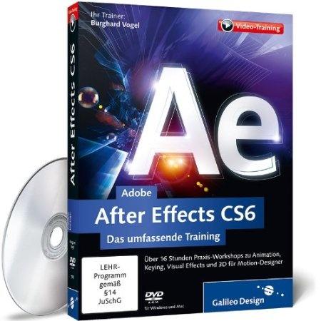 Adobe After Effects CS6 - Das umfassende Training