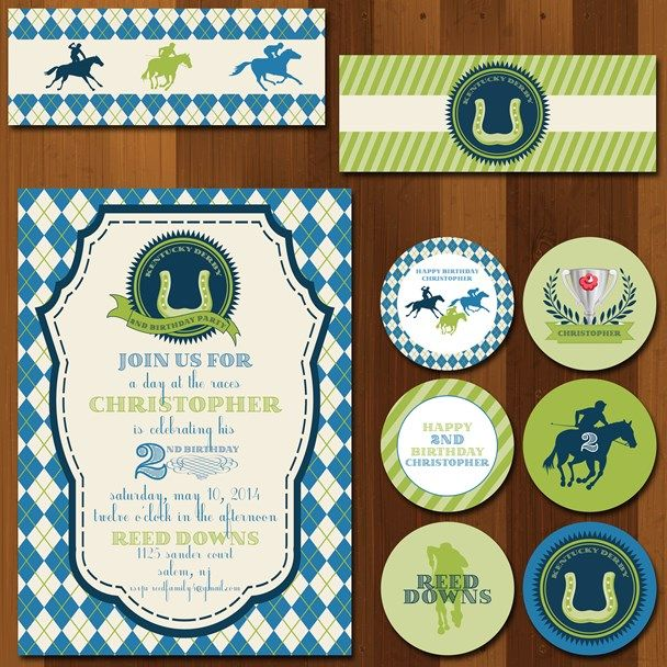 Best Kentucky Derby Party Ideas Images On Pinterest Kentucky - Children's birthday parties derbyshire