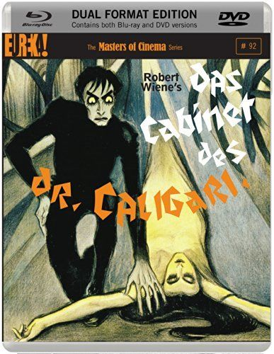 Das Cabinet Des Dr. Caligari (Masters of Cinema) (DUAL FORMAT Edition) [Blu-ray] Blu-ray ~ Robert WEINE, http://www.amazon.co.uk/dp/B00KT67Q0W/ref=cm_sw_r_pi_dp_hvGUtb1XGMYC9