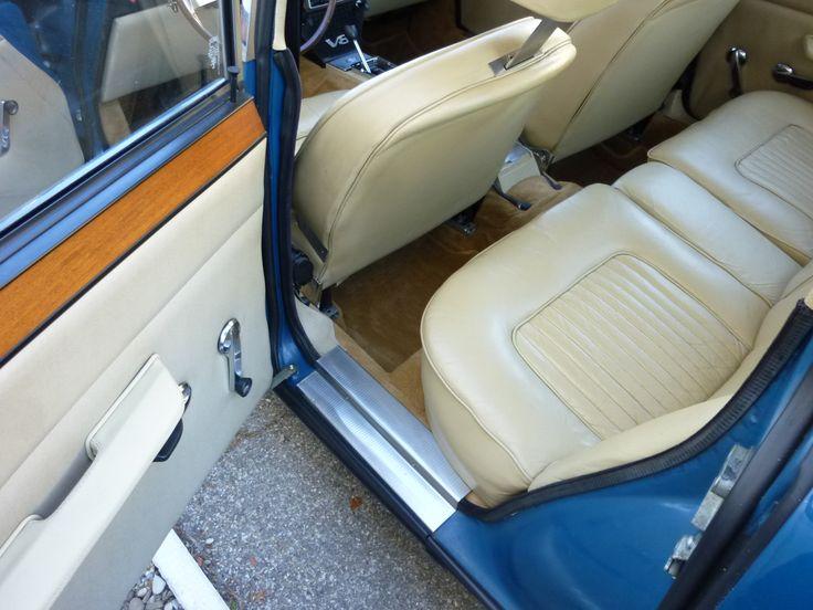 ROVER P6 3500 V8 - Vander Automobiles ´72
