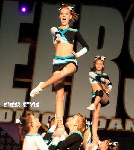 senior elite cheer! they are simply the best.