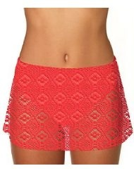 Sunsets Dramatic Skirted Swimwear Bottom