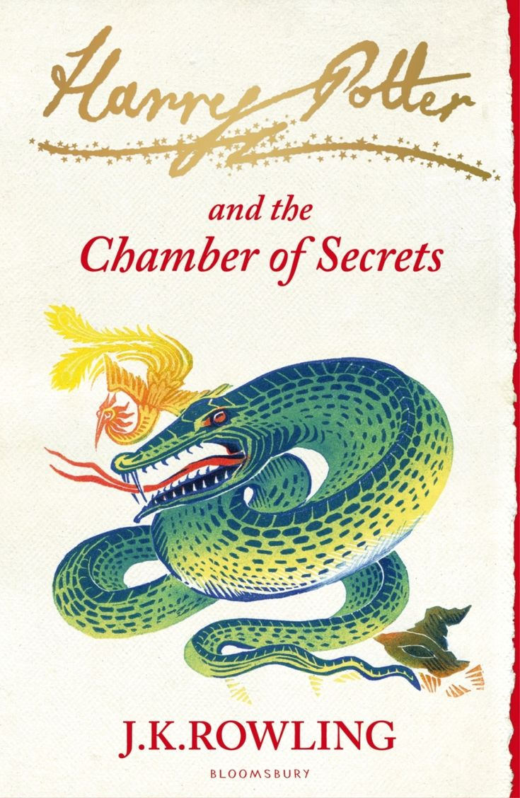Book Review: Harry Potter and the Chamber of Secrets by J.K Rowling