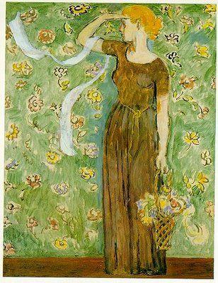 Spring, Vanessa Bell