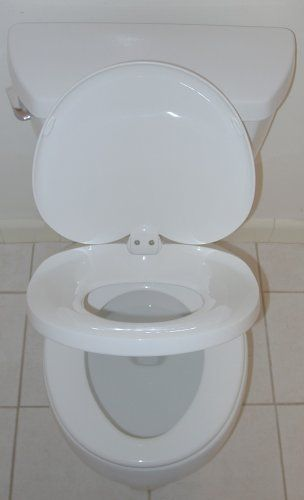 Xpress Trainer Pro-All In One-Real Simple Potty Training Round/Standard Family Toilet Seat