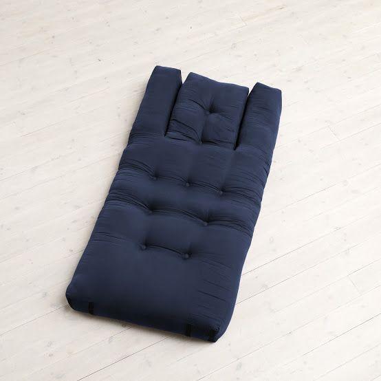 Die besten 25+ Futon chair bed Ideen auf Pinterest Sesselbett - aufblasbare mobel natur