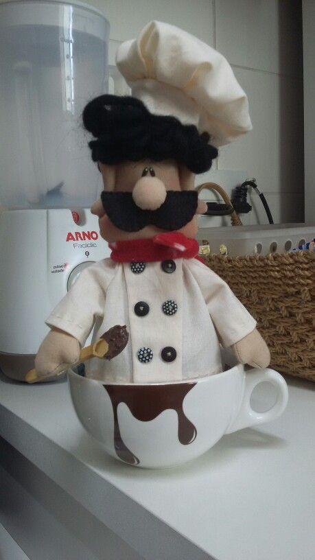❤ Chef Pierre ❤ by MariaFazBoneca