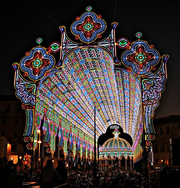 St. Oronzo festivity, Lecce | Italy (by viaggiaresiii) | Flickr - Photo Sharing!