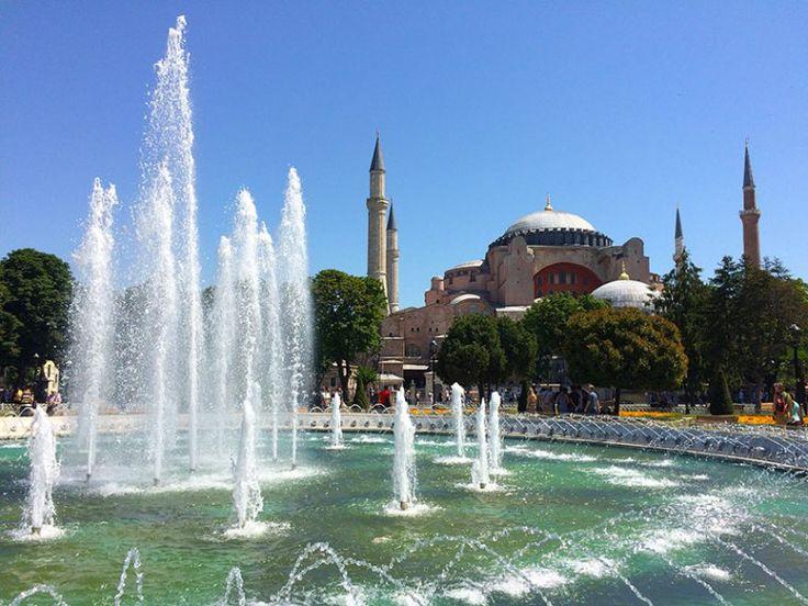 Hagia Sophia – cuda Stambułu (3) – Paweł Wroński