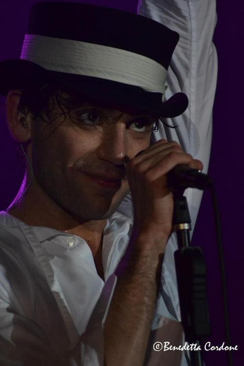 Mika @ Palatlantico, Rome, ITALY - November 10, 2012