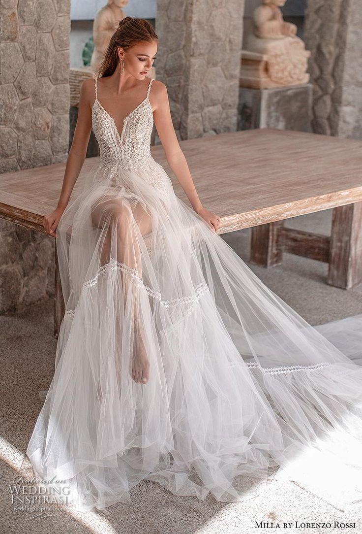 Milla by Lorenzo Rossi 2019/2020 Wedding Dresses