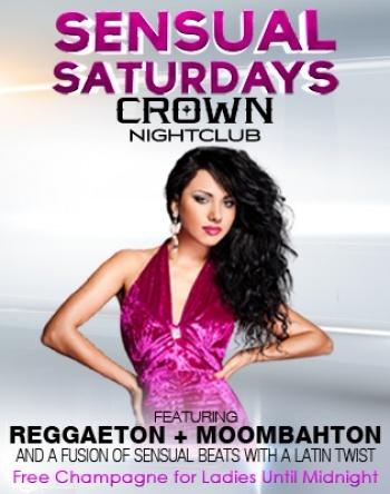 Sensual Saturdays at Crown Nightclub Las VegasRio Hotels, Crowns Nightclub, Features Reggaeton, Nightclub Las, Sensual Saturday, Hotels Features, Sensual Beats, Latin Twists, Nightclub Com Las Vegas