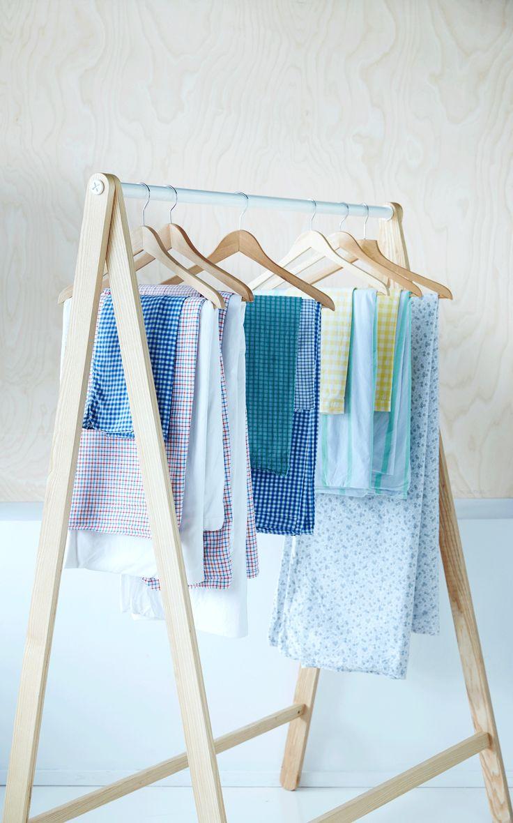 linen storage, styling Anna-Kaisa Melvas, photo Anna Huovinen / Glorian Koti