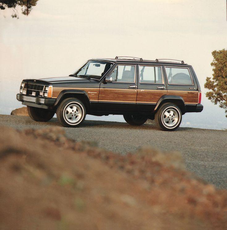 Jeep Cherokee «XJ»: quand la French Touch révolutionna l'Amérique !   Boitier Rouge