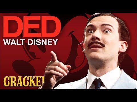 DED Talks: Why Walt Disney is Nothing Like You Think He Was - Disney Parody - YouTube