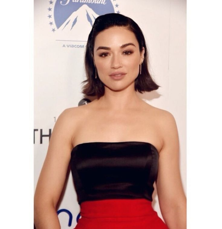 Crystal Marie Reed #actress#model#woman