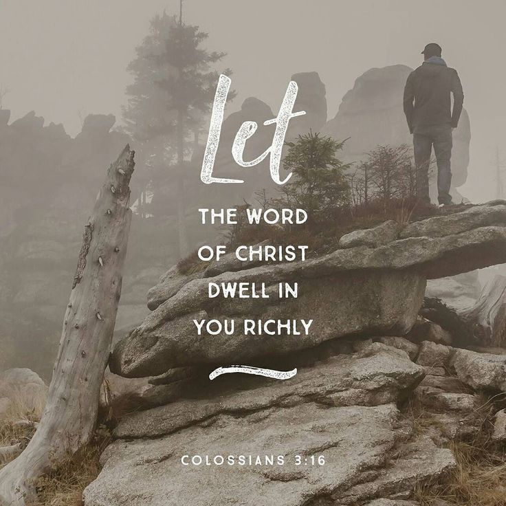 #verseoftheday Let the message about Christ in all its richness fill your lives. Teach and counsel each other with all the wisdom he gives. Sing psalms and hymns and spiritual songs to God with thankful hearts.  Colossians 3:16 by @jesus_loves_you365 via http://ift.tt/1RAKbXL
