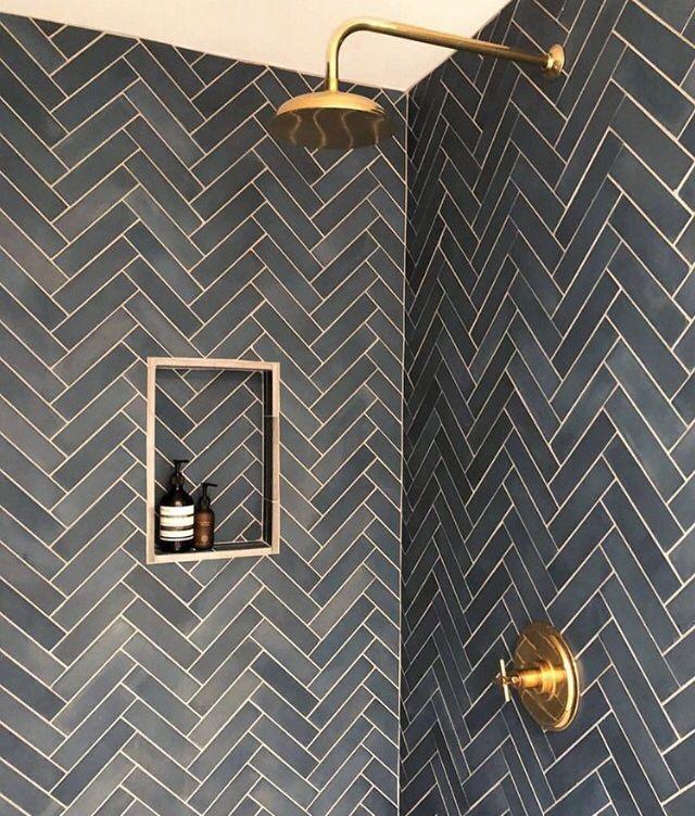 Inspiring Bathroom Shower Area Rectangle Tiles Rectangles