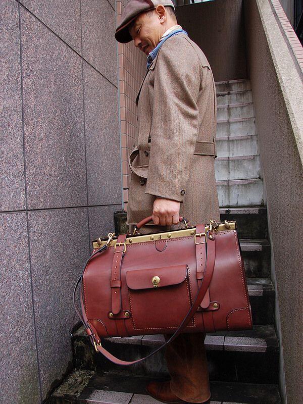 Gladstone Bag(グラッドストン・バッグ) LL手持ち