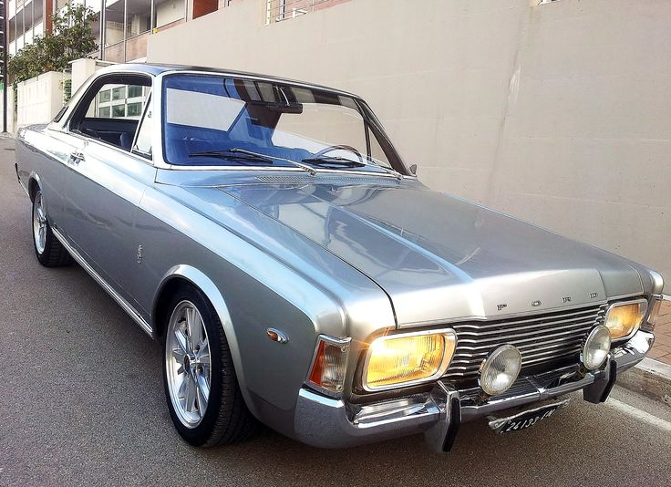 Ford taunus coupe 2300s xl v6 anno 1968 x info tel 3345717642 vs agarage pinterest coupe - Ford taunus gxl coupe 2000 v6 1971 ...