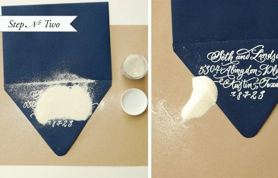 Custom embossed stationery [via ohsobeautifulpaper.com] #stationery