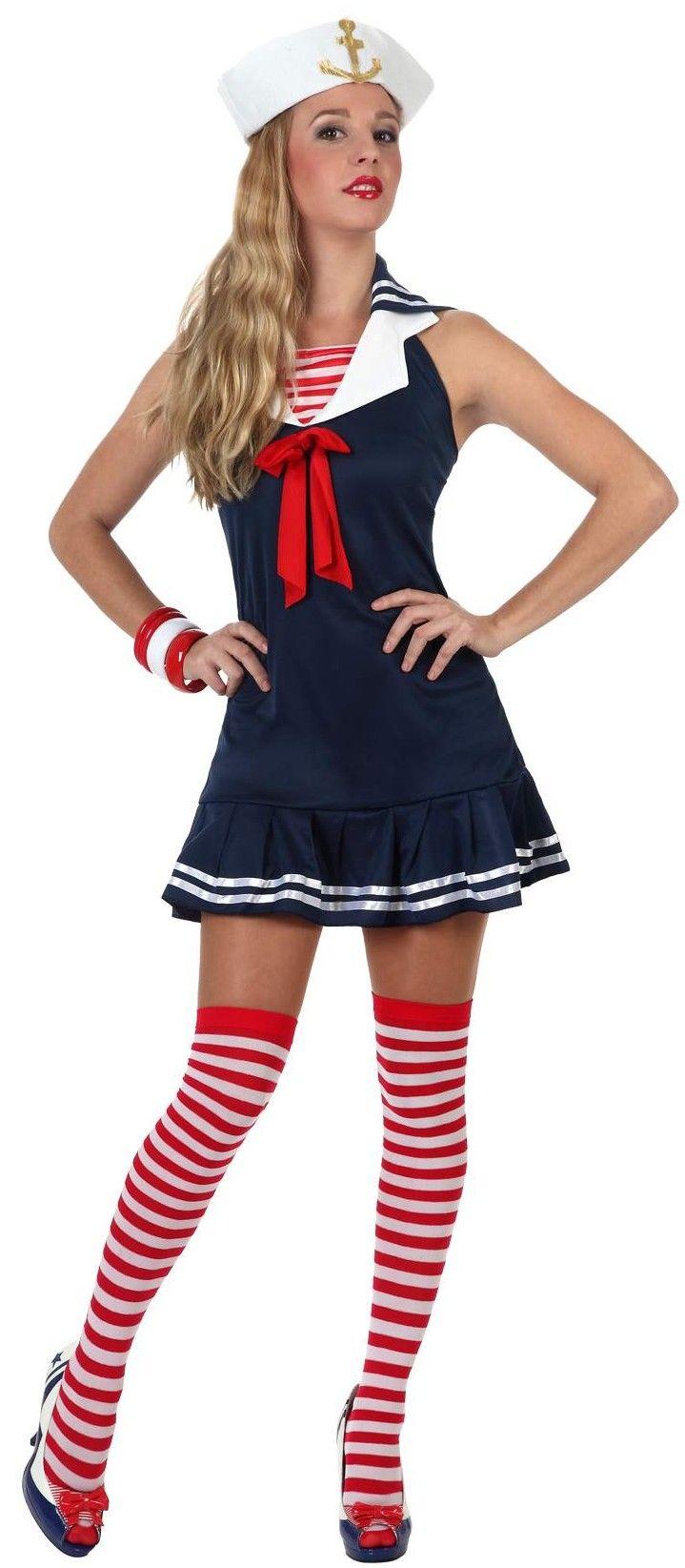 Sailor fancy dress