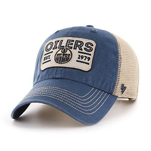 Edmonton Oilers Nhl Sallana 47 Clean Up Cap 47 Https Www Amazon Ca Dp B07bzvmqy6 Ref Cm Sw R Pi Dp U X Mi0 Baseball Cap Outfit Swag Outfits Men Hats For Men
