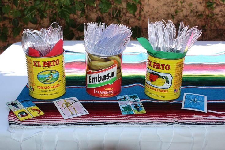 Mexican fiesta decoration