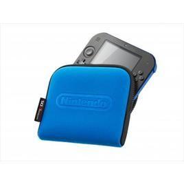 Custodia per Nintendo 2DS Blu