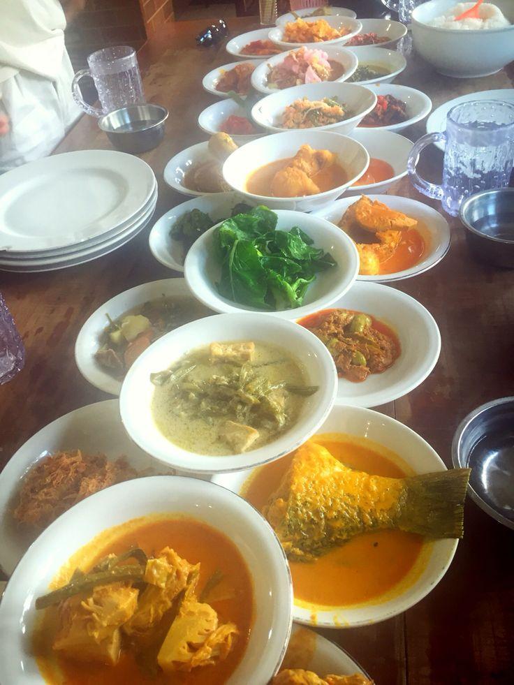 Padang Cuisine