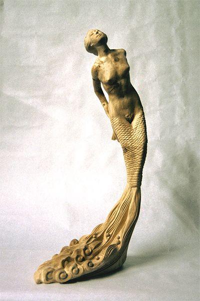 森  靖Japanese sculptor