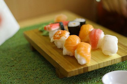 For the Love of Sushi #sushi #maki #mahlzeit