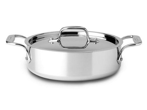 All-Clad 8701004495 Stainless Steel Saute Pan with Loop and Lid, 2-Quart, S - http://cookware.everythingreviews.net/13321/all-clad-8701004495-stainless-steel-saute-pan-with-loop-and-lid-2-quart-s.html