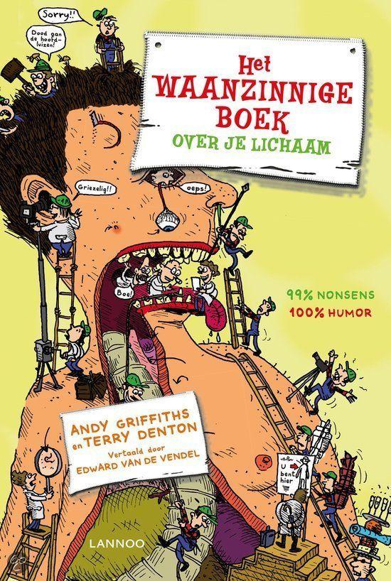 Lees het meest ONVERANTWOORDE boek over het menselijk lichaam OOIT! Deze geïllustreerde waanzinnige gids leert je alles over: - de gekste - de harigste - de stoerste - de meest explosieve & - de smerigste onderdelen van je lichaam!