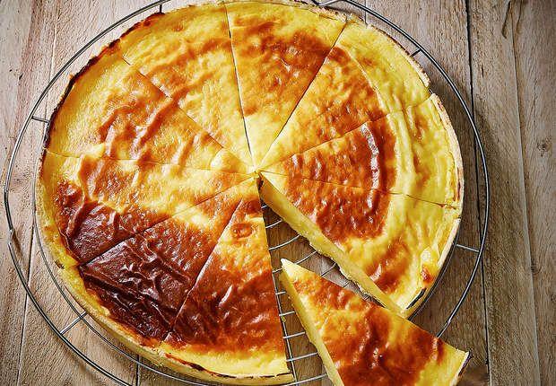 Flan Pâtissier Sans MaizenaVoir la recette duFlan Pâtissier Sans Maizena…