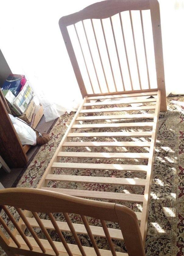 Mothercare Cot Bed Frame   eBay