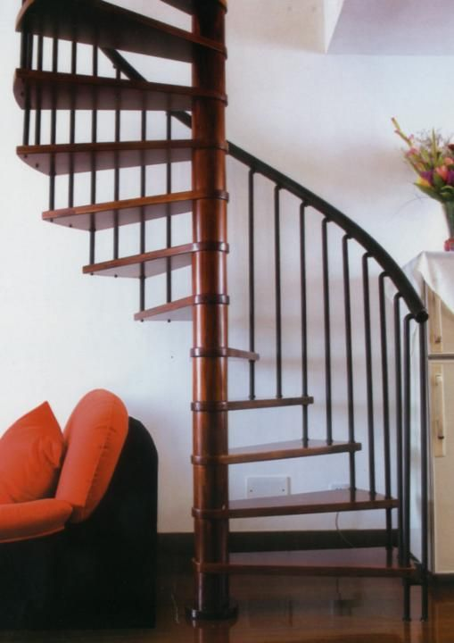 115 best images about nuwe huis trappe on pinterest for Aluminum spiral staircase prices