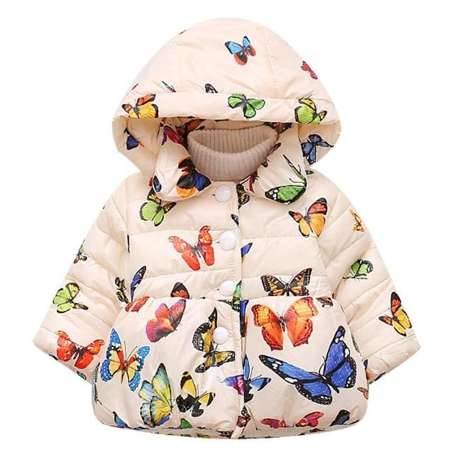 Flutter Outdoor Coat