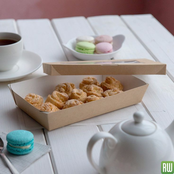 Small Cafe Vision Rectangular Window Take Out Container by Restaurantware. #weekend #brunch #sweet #simple