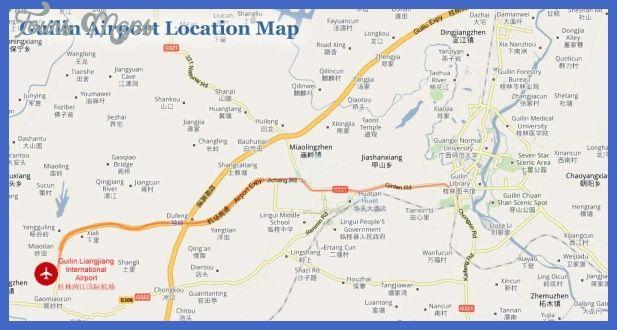 awesome Guiyang Subway Map