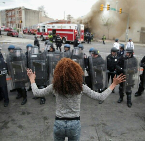 Four Women on What's Really Happening on the Ground in Baltimore