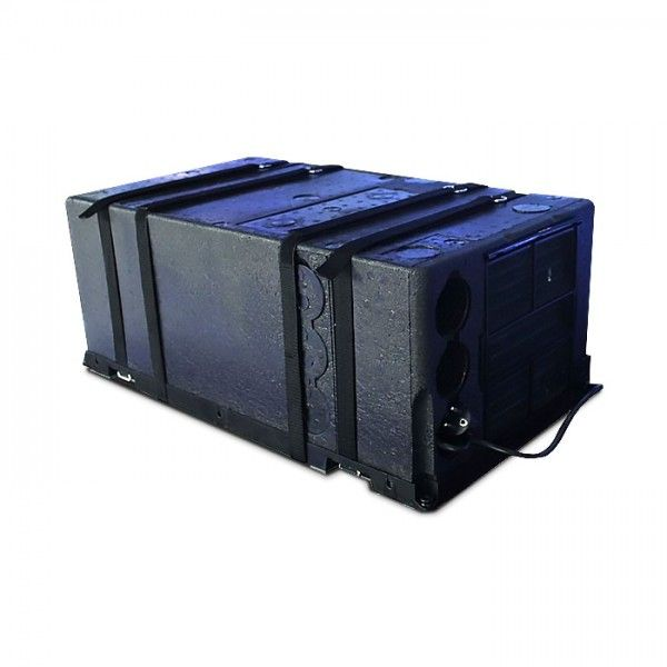 Houghton Belaire Hb9000 Reverse Cycle Under Bunk Air Conditioner