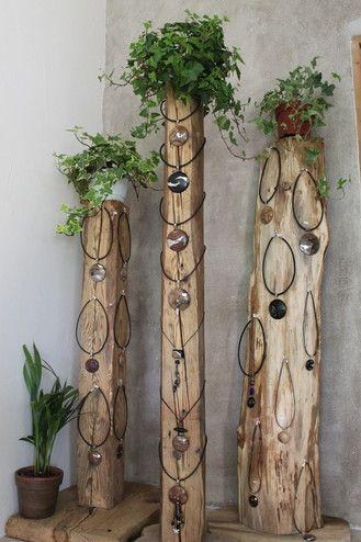 présentation - bijoux natur'éléments bijoux en bois tournés en savoie