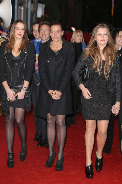 Camille Gottlieb Photos Photos - (L-R) Pauline Ducruet, Princess Stephanie of Monaco and Camille Gottlieb attend the 37th International Circus Festival on January 19, 2013 in Monaco, Monaco. - Day 3 - Monte-Carlo 37th International Circus Festival