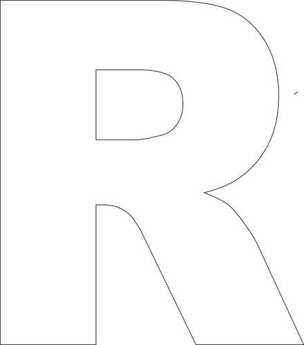 1000+ images about Printable letters on Pinterest
