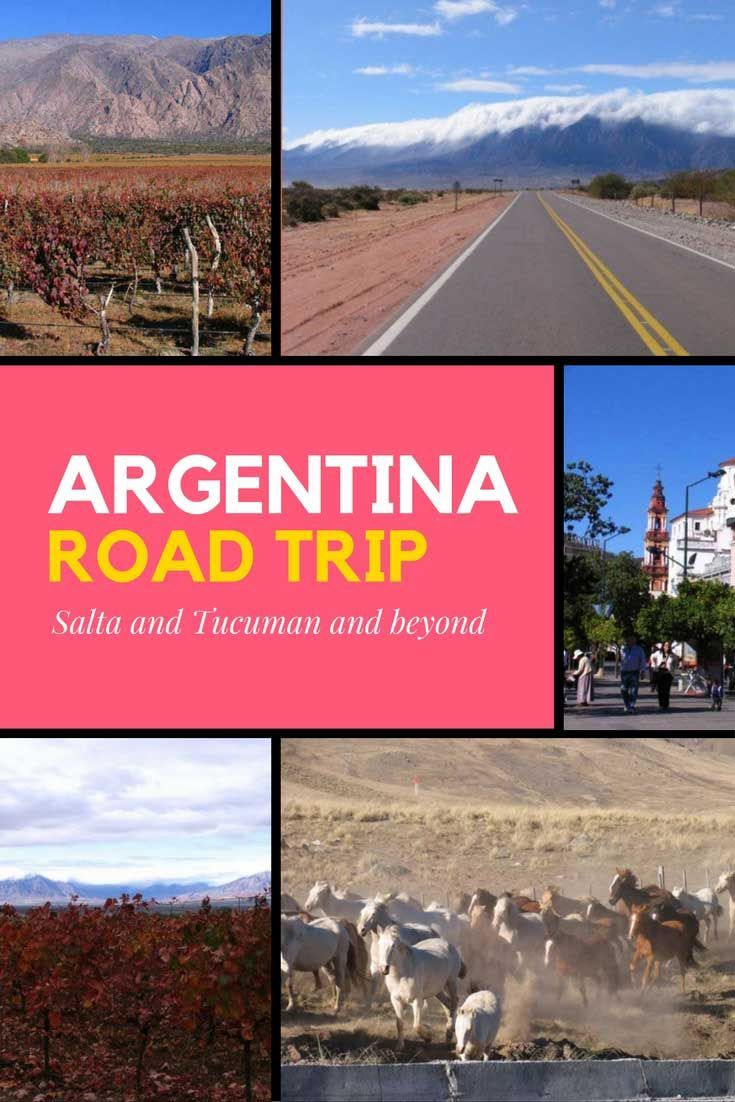 Argentina road trip - Visiting Argentina without Ian Thorpe