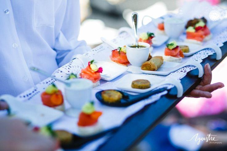 Algarve Private catering. Algarve weddings by Rebecca